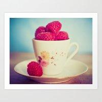 Sweet Tea Art Print