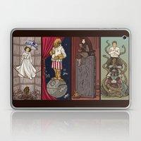 The Haunted Galaxy Laptop & iPad Skin
