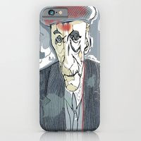 William S. Burroughs iPhone 6 Slim Case