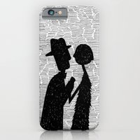 iPhone & iPod Case featuring In love by kate gabrielle