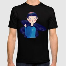 LLAP SMALL Mens Fitted Tee Black