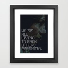 mr.robot_eps1.7_wh1ter0se.m4v Framed Art Print