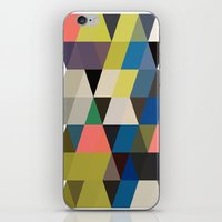Color Story - Traverse  iPhone & iPod Skin