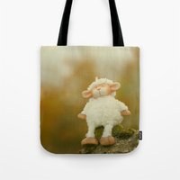 Just Sitting in the Evening Sun Tote Bag