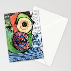 People Need Dramatic Examples Stationery Cards