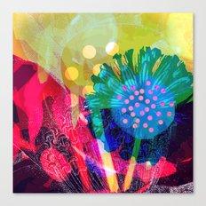 floral 010. Canvas Print