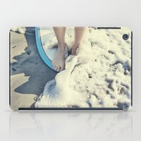 toes on the nose  iPad Case
