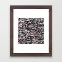 Comfortable Ambiguity (P… Framed Art Print
