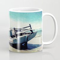 Waiting For The Tide To … Mug