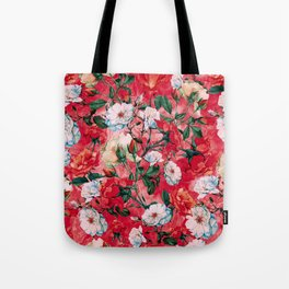 Tote Bag - Rose Red - RIZA PEKER