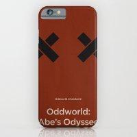Oddworld Inhabitants' Oddworld: Abe's Odyssee iPhone 6 Slim Case