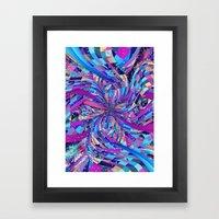 Flavour Explosion Framed Art Print