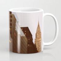 Bright Lights, Big City Mug