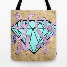 DIAMOND HANDS Tote Bag