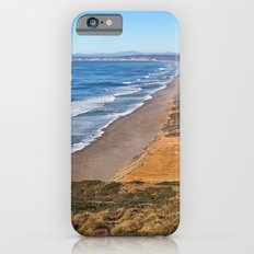 Point Reyes Coastal Scenery iPhone 6 Slim Case