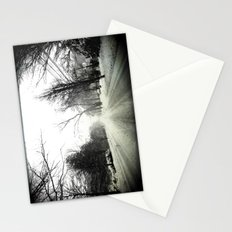 The Only Way Out Stationery Cards
