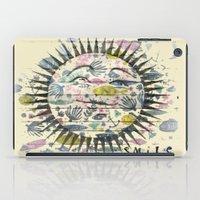 Sea A Smile iPad Case
