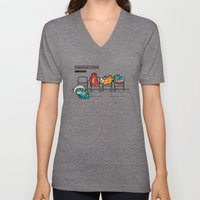 Emergency Room Unisex V-Neck