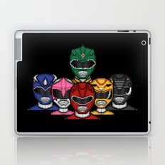 It's Morphin' Time! Laptop & iPad Skin