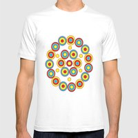 Carnival Mens Fitted Tee White SMALL