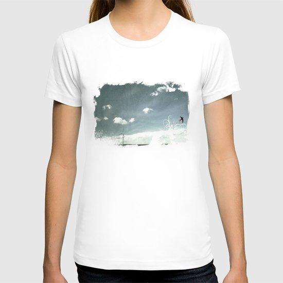 skyred T-shirt