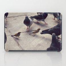 I envy birds iPad Case