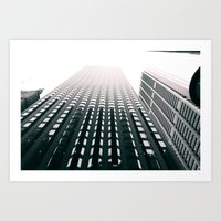 Industria: Skyward Art Print