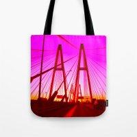 The Bridge Tote Bag