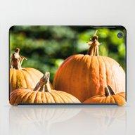 Autumn Vegetable iPad Case