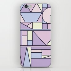 Kaku Pastel iPhone & iPod Skin