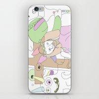Funland 3 iPhone & iPod Skin