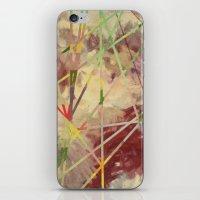 autumn reflections iPhone & iPod Skin