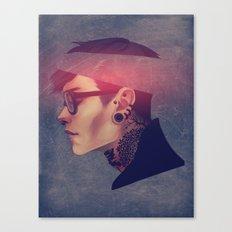 namemarcus Canvas Print