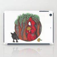 Wolf Bait iPad Case