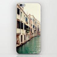 Venetian Canal iPhone & iPod Skin