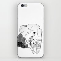 Pack You Trunk  iPhone & iPod Skin