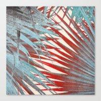 Tropical Spirit Canvas Print