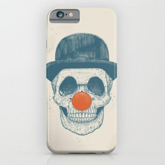 Dead clown iPhone & iPod Case