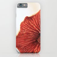 iPhone & iPod Case featuring A Ladybug's Picnic Parasol by Beth - Paper Angels Photography