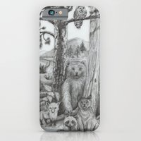 Woodland Friends iPhone 6 Slim Case