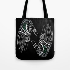 where is my path? Tote Bag