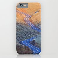 Long and Winding iPhone 6 Slim Case