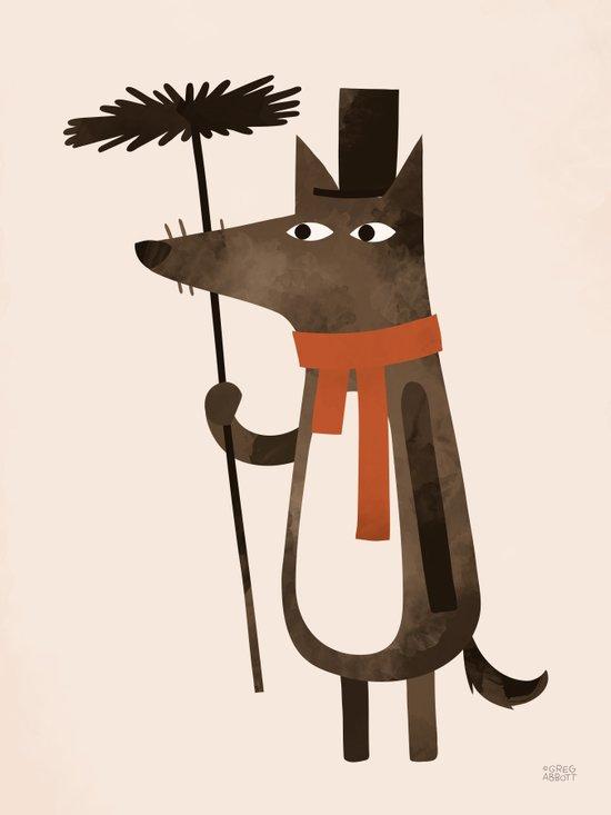 Chimley the Sweep Art Print