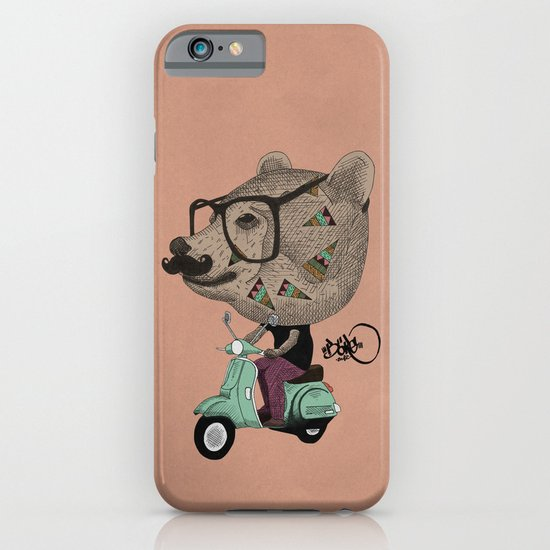 Vesbear iPhone & iPod Case