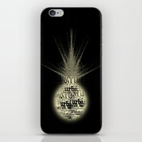 sunlight on Mars iPhone & iPod Skin