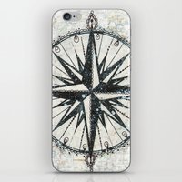 Live Travel Adventure Bl… iPhone & iPod Skin