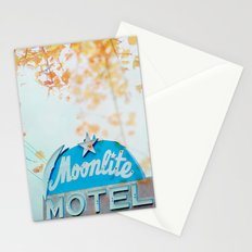 Meet me at the Moonlite Stationery Cards