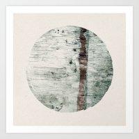 My Tribute To Wood Art Print