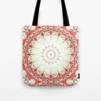 Autumn's Splendor Mandal… Tote Bag