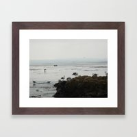 Monterey California Framed Art Print